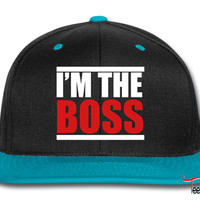 im the boss Snapback