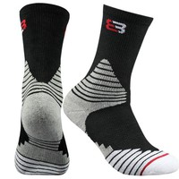 Family Friends party Board game 3 Pairs Men's Sport Socks Crew Skating Basketball Ankle Sock Sport Socks 7-12 Cycling Bowling Camping Hiking Sock 3 Colors AT_41_3