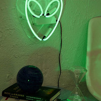 Alien Neon Sign | Urban Outfitters