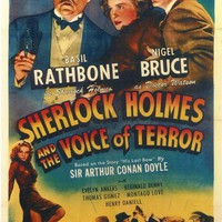 Sherlock Holmes and the Voice of Terror 11x17 Movie Poster (1942)
