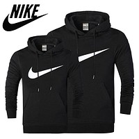 NIKE AIR FORCE Men Fashion Casual  Pullover Hoodie