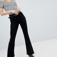New Look Flare Jean at asos.com