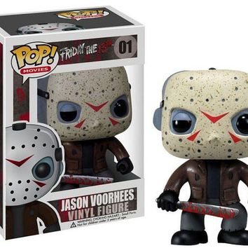 Funko Pop! Movies: Friday the 13th - Jason Voorhees 01 2292