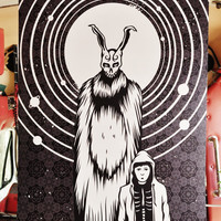 Every Living Creature - Art Print Inspired By Donnie Darko