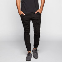 CRASH Mens Chino Jogger Pants 241110100 | Joggers & Sweatpants