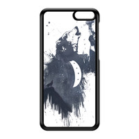 Wolf Song 3 Black Hard Plastic Case for Amazon Fire Phone by Balazs Solti