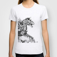 Alduin, the World Eater T-shirt by ArtisticCole | Society6