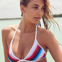 Out From Under Spangled Triangle Bikini Top | Urban Outfitters