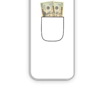 money pocket - iPhone 5&5s Case