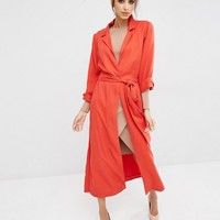 Kendall + Kylie Duster Coat at asos.com