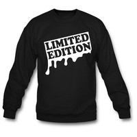 limited edition graffiti g1 crewneck sweatshirt
