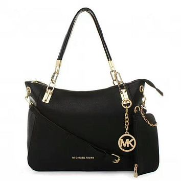 MICHAEL KORS Women Shopping Fashion Leather Chain Satchel Shoulder Bag Crossbody G-LLBPFSH F