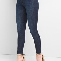 Mid rise 360 stretch jeans | Gap