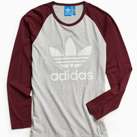 adidas Essentials Long Sleeve Tee | Urban Outfitters