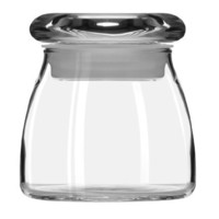 Libbey 4-1/2-Ounce Spice Jar with Lid, Set of 12