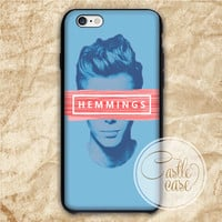 Hemmings 5 Second Of Summer iPhone 4/4S, 5/5S, 5C Series, Samsung Galaxy S3, Samsung Galaxy S4, Samsung Galaxy S5 - Hard Plastic, Rubber Case