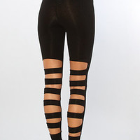 BOTB by Hellz Bellz The Oh Oh Legging in Black : Karmaloop.com - Global Concrete Culture