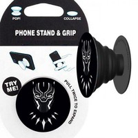 Black Panther Phone Stand & Grip