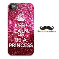 Custom iPhone 4 Case iPhone 5 Case  KEEP by TheCreativeMustache