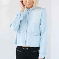 BDG Sidney Button-Down Pocket Shirt