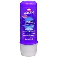 Aussie 3 Minute Miracle Moist Deep Conditioning Treatment 8 Fl Oz