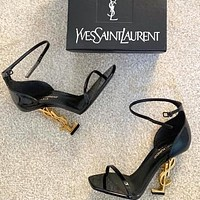 YSL Yves Saint Laurent YSL sells sexy women high heels and sandals