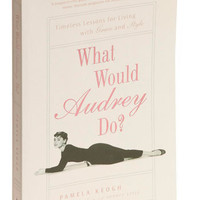 What Would Audrey Do Book | Mod Retro Vintage Books | ModCloth.com