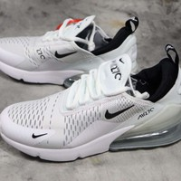 NIKE AIR MAX 270 Running Sneakers Sport Shoes