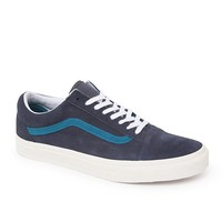 Vans Old Skool Suede Shoes - Mens Shoes - Blue