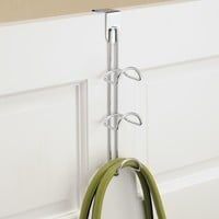 Zia Over the Rod Swivel Handbag Holder