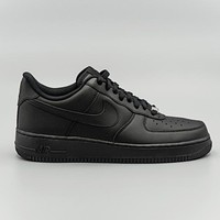 spbest NIKE - Men - Air Force 1 Low - Black Mono