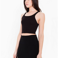 Crepe Canyon Skirt | American Apparel