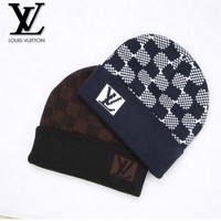 ABSPBEST Louis Vuitton Beanie