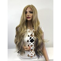 Ombre blond lace front wig - Confident 218 1*********