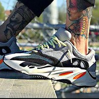 ADIDAS YEEZY 700 BOOST trend wild retro casual shoes