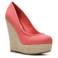 Madden Girl Thicke Wedge Pump