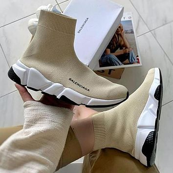 Balenciaga Sport Shoes Women Sneakers Shoes