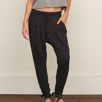 Tapered Drapey Pant