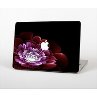 """The Glowing Abstract Flower Skin Set for the Apple MacBook Pro 13""""   (A1278)"""