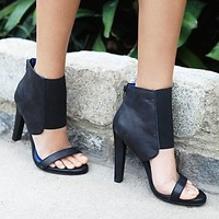 Jeffrey Campbell + Free People Womens Trezebel Heel