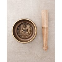 Tibetan Buddha Singing Bowl - 5 inch and 6inch