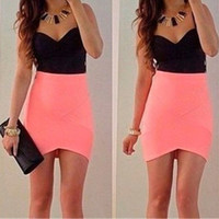 New Fashion Summer Sexy Women Dress Casual Dress for Party and Date = 4432102980 = 4432102980