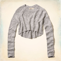 Daley Ranch Super Crop Sweater