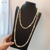 Hot Sale New Arrival Long Full Beads Necklaces