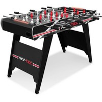 Rec-tek 48-inch Foosball Table with Automatic LED Scoring - Walmart.com