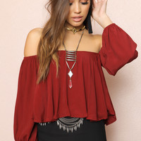 Riot Crop Top by Faithfull The Brand