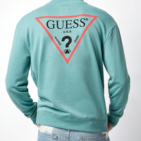 Guess Crew Neck Sweatshirt at PacSun.com