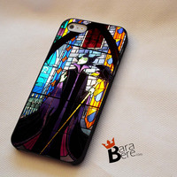 Maleficent Stained Glass iPhone 4s Case iPhone 5s Case iPhone 6 plus Case, Galaxy S3 Case Galaxy S4 Case Galaxy S5 Case, Note 3 Case Note 4 Case