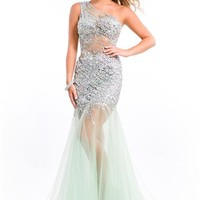 Party Time Formals - Party Time 6421 - Prom Dress - 6421