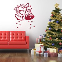 Christmas Bells Decal